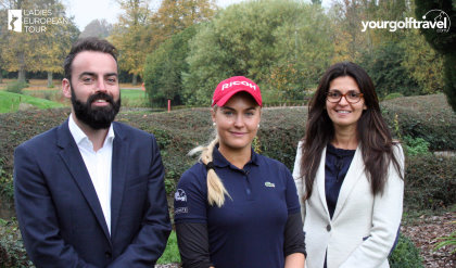 Your Golf Travel Partners With Ladies European Tour |  | InTheSnow Ski Magazine