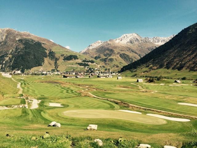 PUTTING ANDERMATT ON THE MAP |  | InTheSnow Ski Magazine