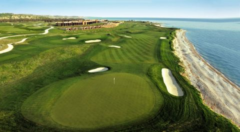 Verdura Resort, venue for the 2017 Sicily Open