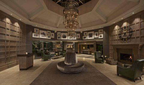 Belfry Hotel Lobby