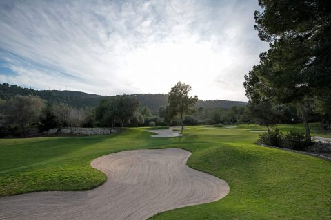 Son Muntaner has been completely re-grassed and presents some of the best year-round playing conditions to be found in Europe
