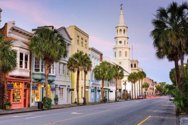 Charleston's Historic Quarter