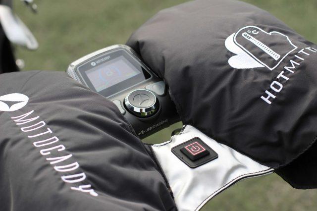 Motocaddy turns up the heat for winter golfers      InTheSnow Ski Magazine