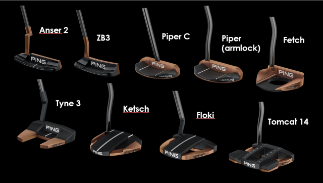 Ping rolls out new Heppler putter range | Equipment | InTheSnow Ski Magazine