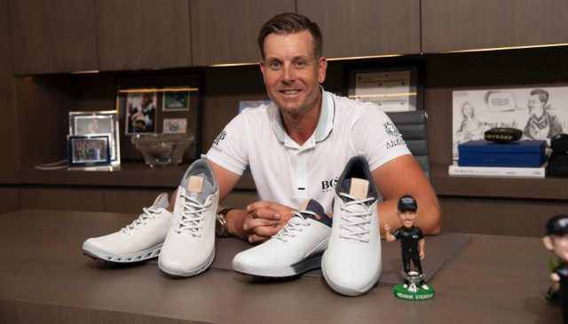Ecco Golf steps in for Stenson | Equipment | InTheSnow Ski Magazine