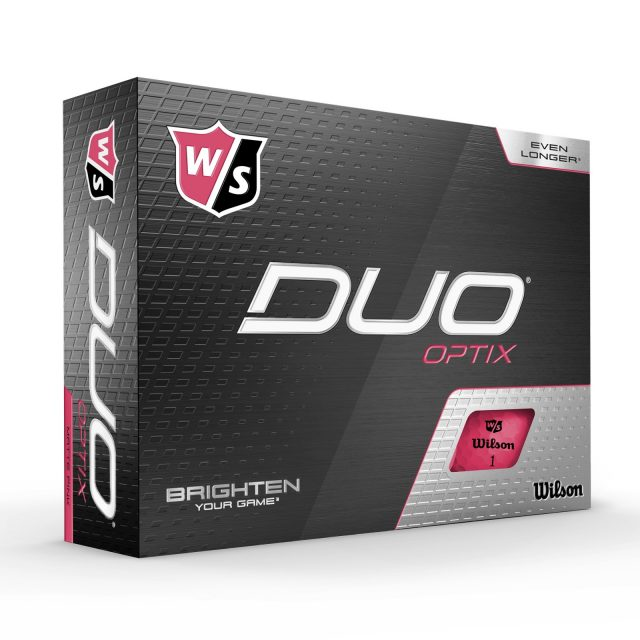 Wilson launches new Duo golf balls | Equipment | InTheSnow Ski Magazine