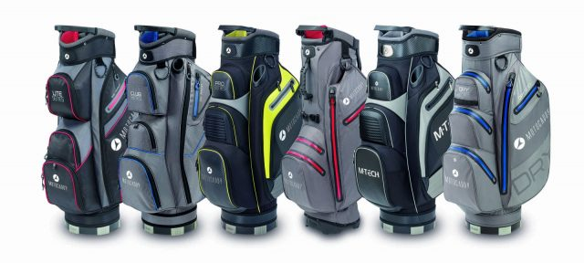 Motocaddy launches new bag range | Equipment | InTheSnow Ski Magazine