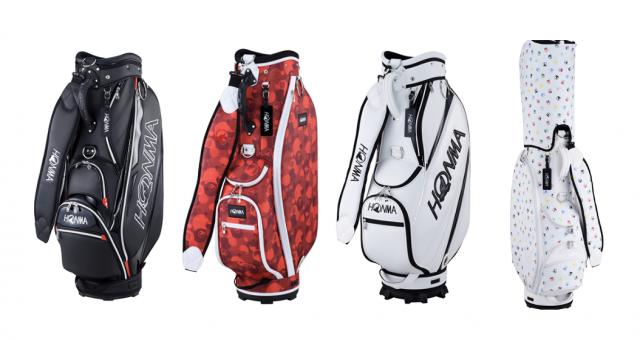 Holey Moley! Honma launches eye-catching new golf bag range |  | InTheSnow Ski Magazine