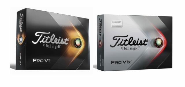 Titleist unveils next generation of Pro V1 balls | Equipment | InTheSnow Ski Magazine