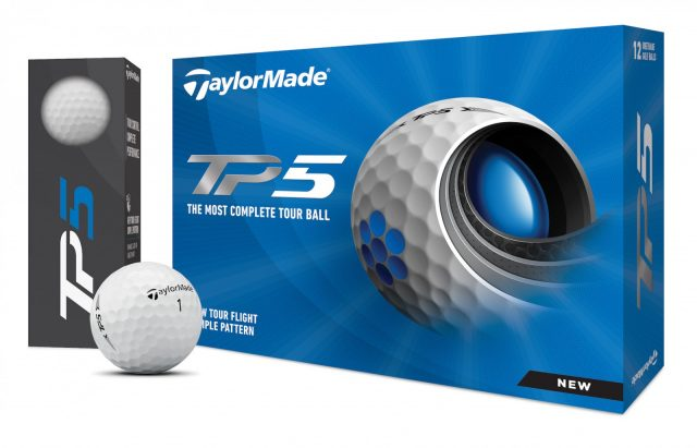 TaylorMade unveils details of new TP5 golf balls | Equipment | InTheSnow Ski Magazine