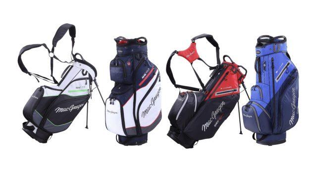MacGregor unveils new golf bag range | Equipment | InTheSnow Ski Magazine