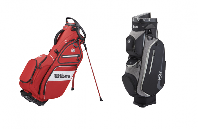Wilson launches new golf bag range | Equipment | InTheSnow Ski Magazine