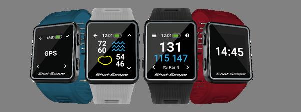 Scope Scope adds strap colour options to G3 GPS watch | Equipment | InTheSnow Ski Magazine