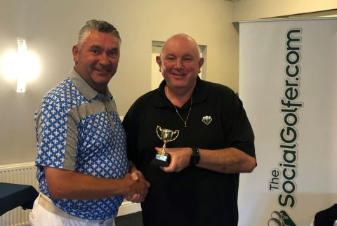 The Social Golfer stages 2021 Championship at Bletchingley