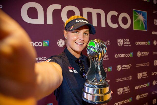 Team Korda claims Aramco Series win in New York